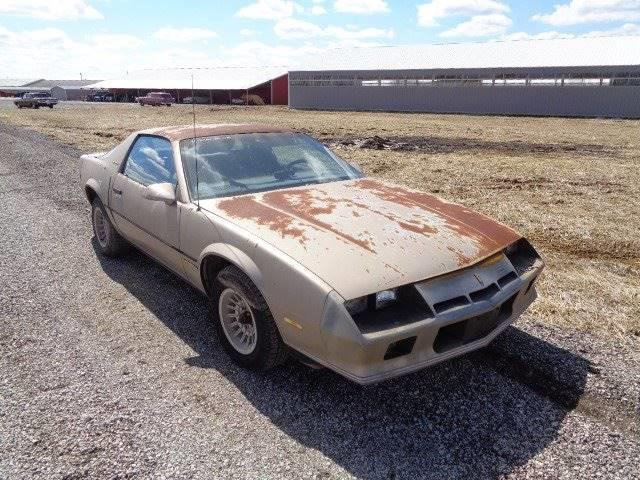 1984 Chevrolet Camaro (CC-969767) for sale in Staunton, Illinois