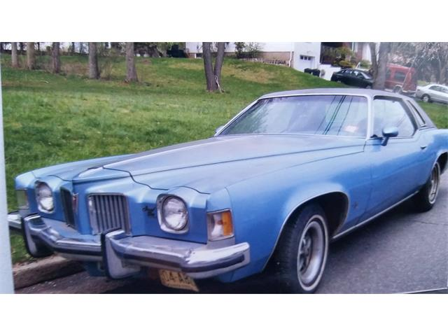 1973 Pontiac Grand Prix (CC-969888) for sale in Clark, New Jersey