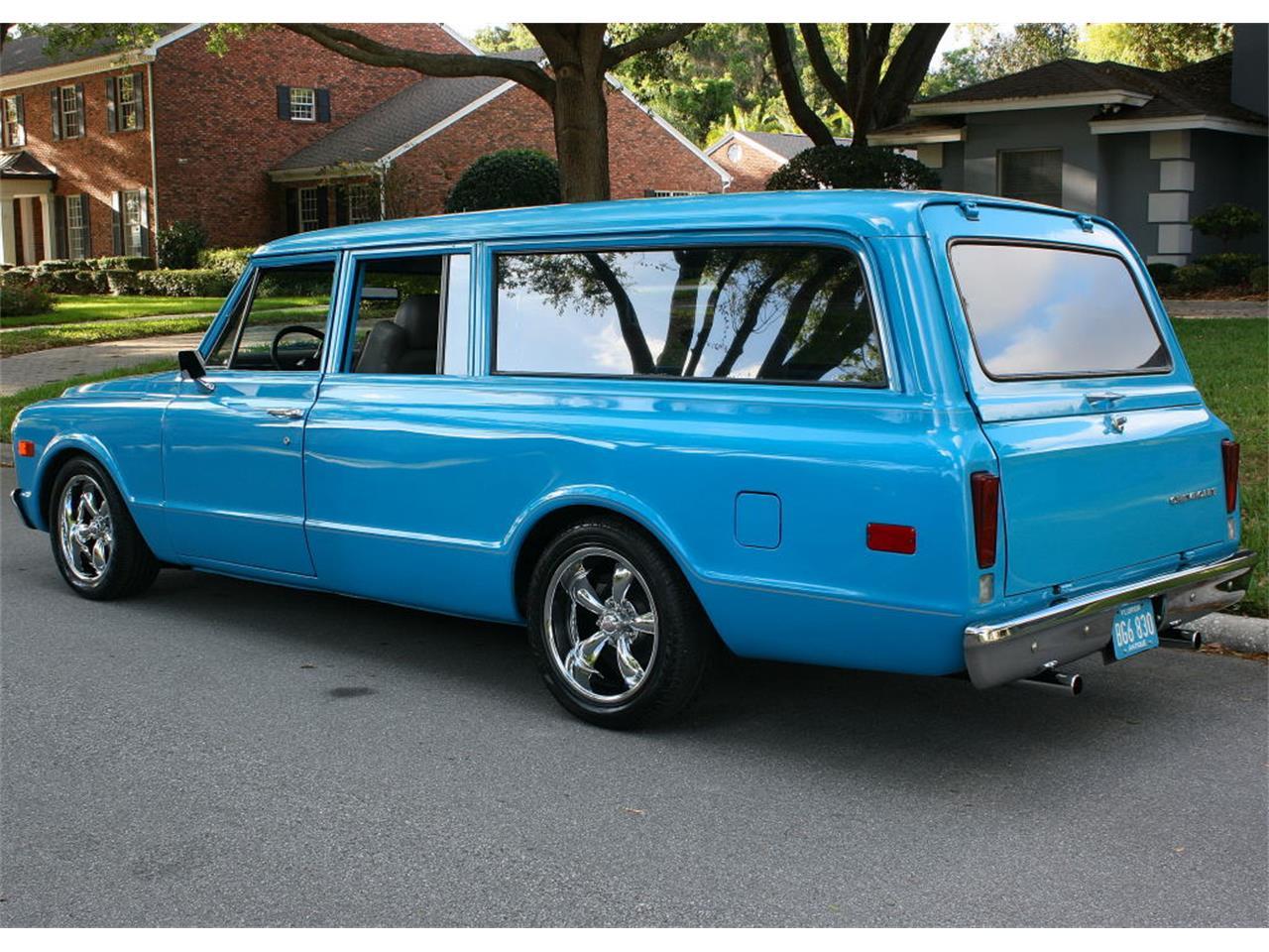 1968 Chevrolet Suburban For Sale