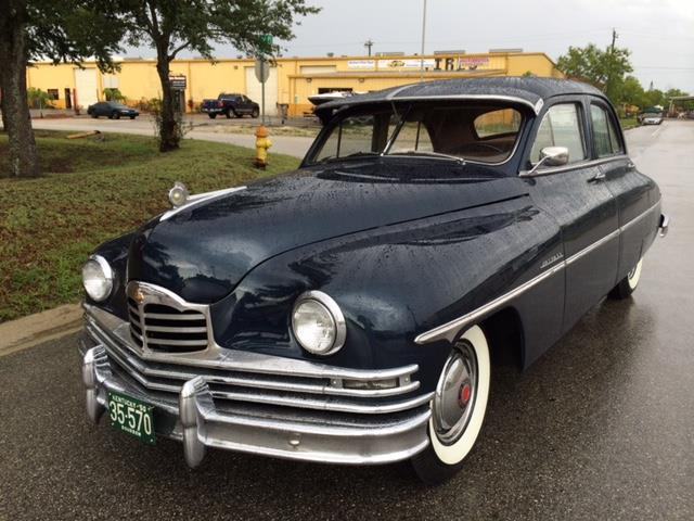 1950 Packard 4-Door (CC-971259) for sale in Cape Coral, Florida