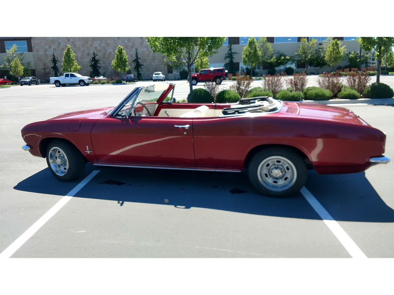 1965 Chevrolet Corvair Monza (CC-970128) for sale in Meridian, Idaho