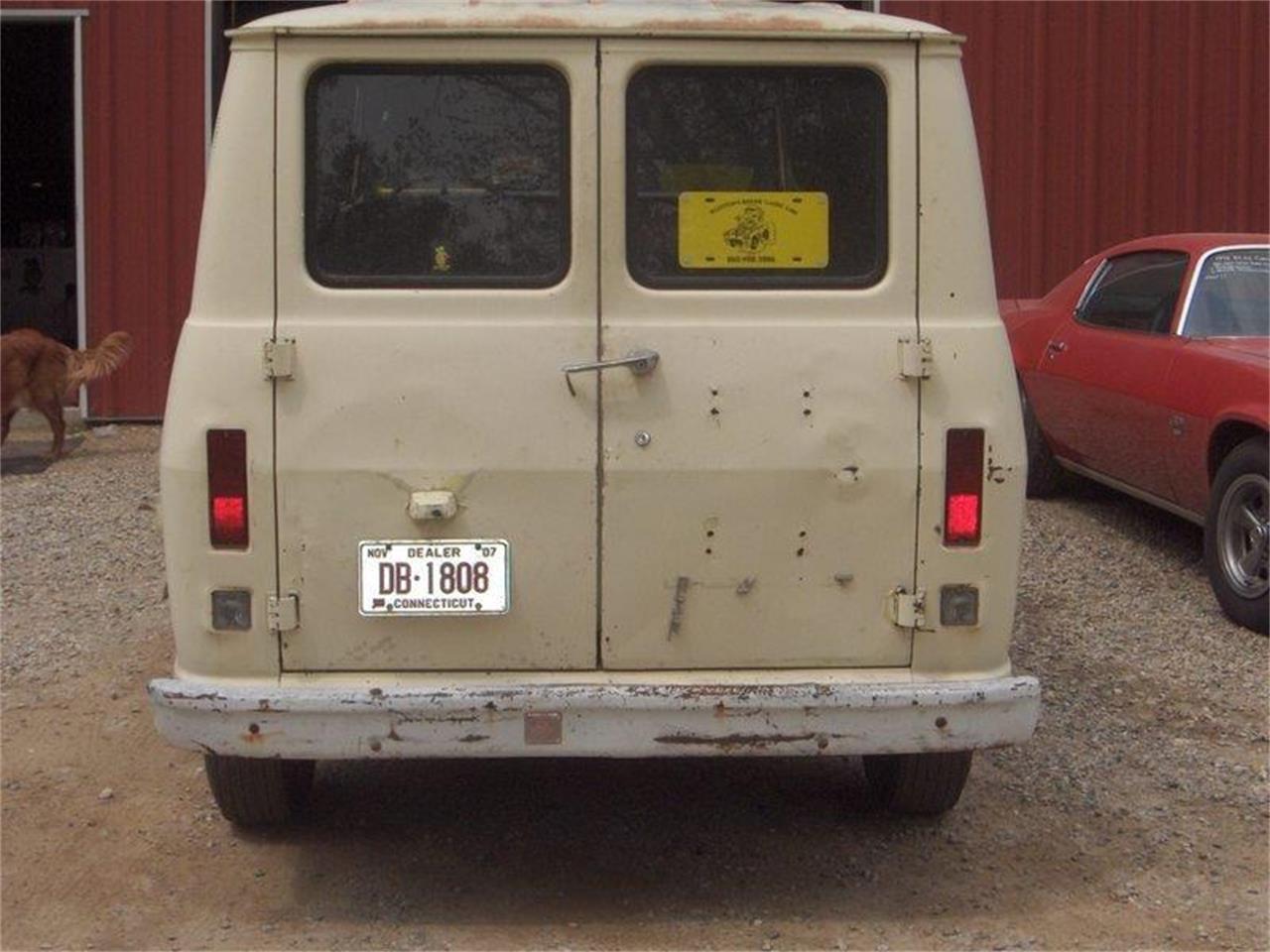 1968 Chevrolet Van (CC-971306) for sale in Woodstock, Connecticut