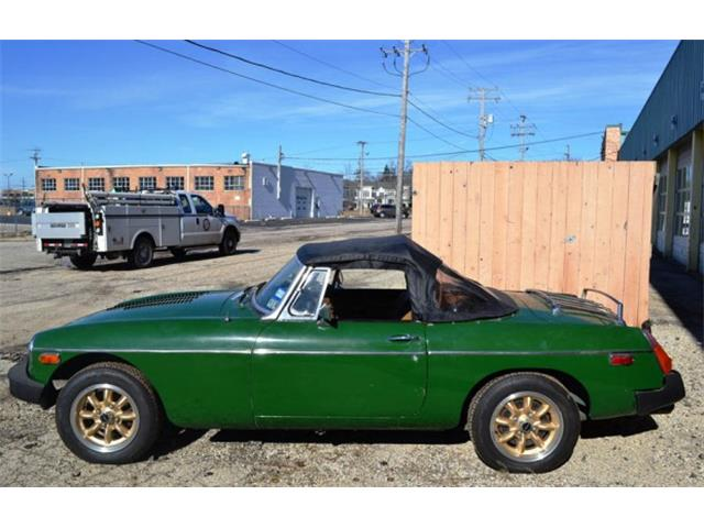1978 MG MGB (CC-971592) for sale in Barrington, Illinois