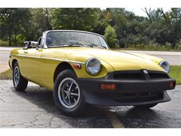 1980 MG MGB (CC-971594) for sale in Barrington, Illinois