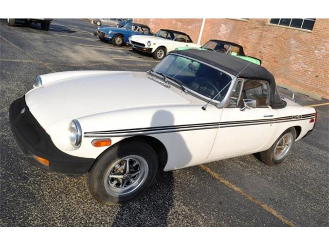 1979 MG MGB (CC-971597) for sale in Barrington, Illinois