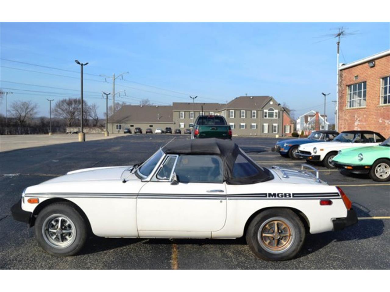 1979 MG MGB (CC-971597) for sale in Barrington, Illinois