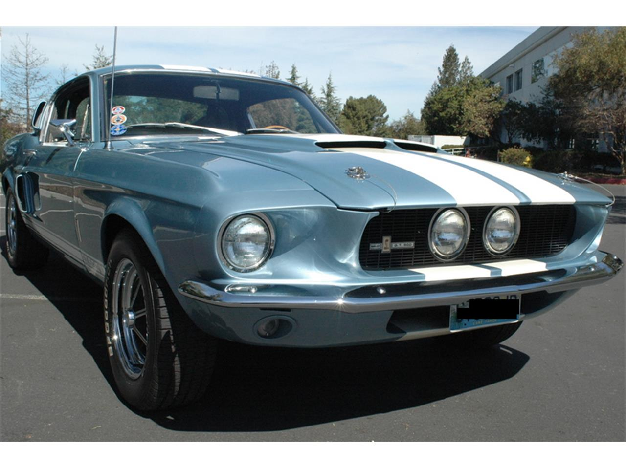 1967 Ford Mustang Shelby GT500 for Sale   ClassicCars.com ...
