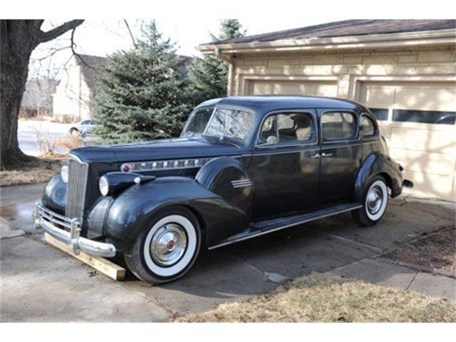 1940 Packard 160 (CC-971925) for sale in Lincoln, Nebraska