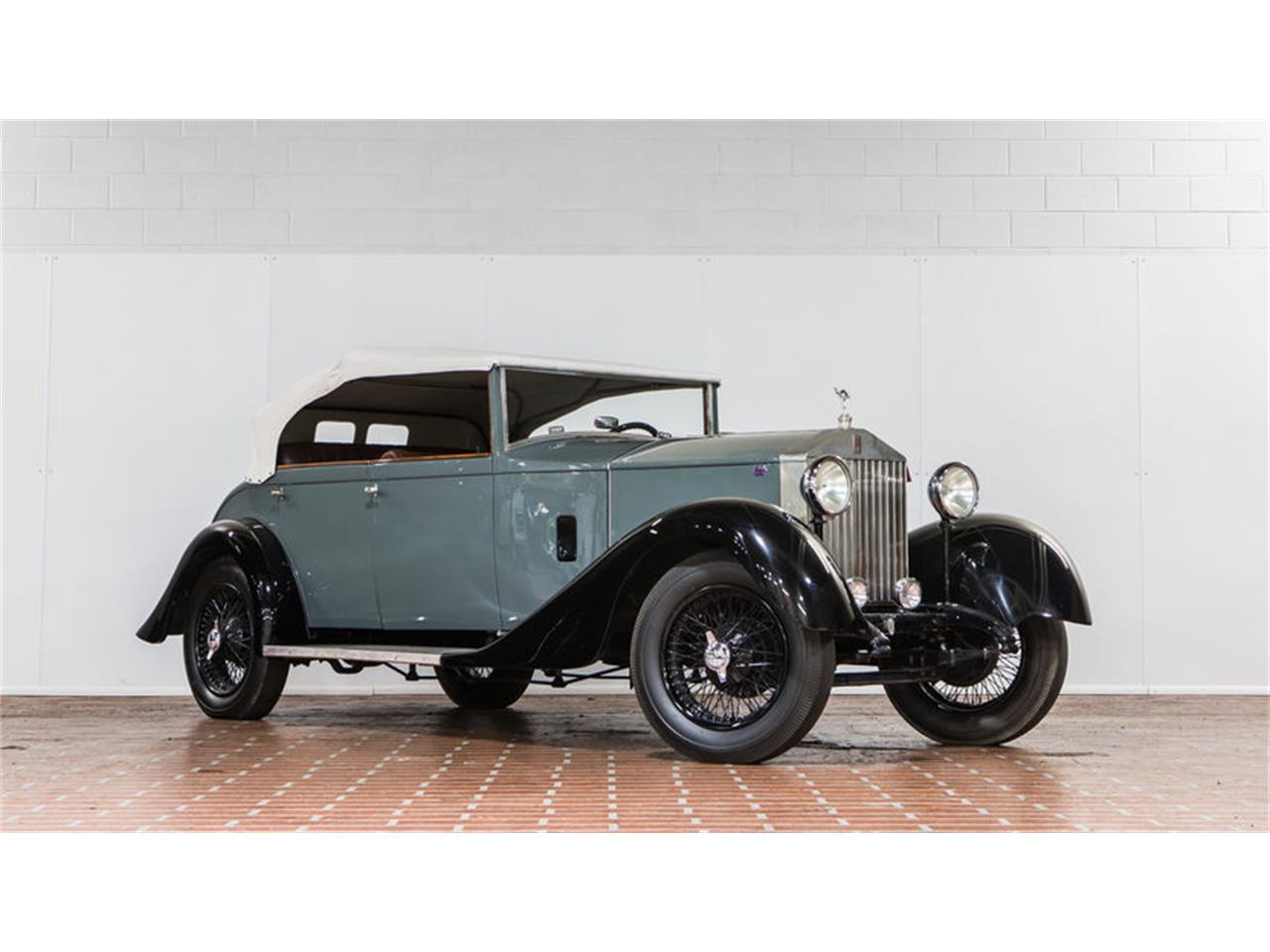 1931 Rolls-Royce Phantom II for Sale | ClassicCars.com ...