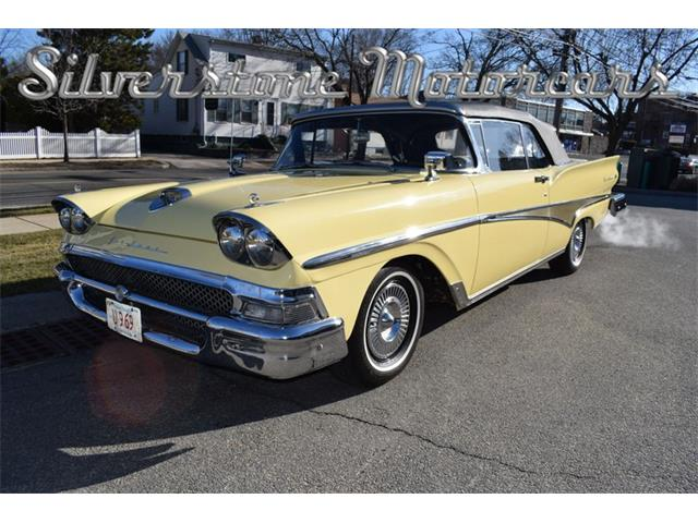 1958 Ford Fairlane 500 (CC-972345) for sale in North Andover, Massachusetts