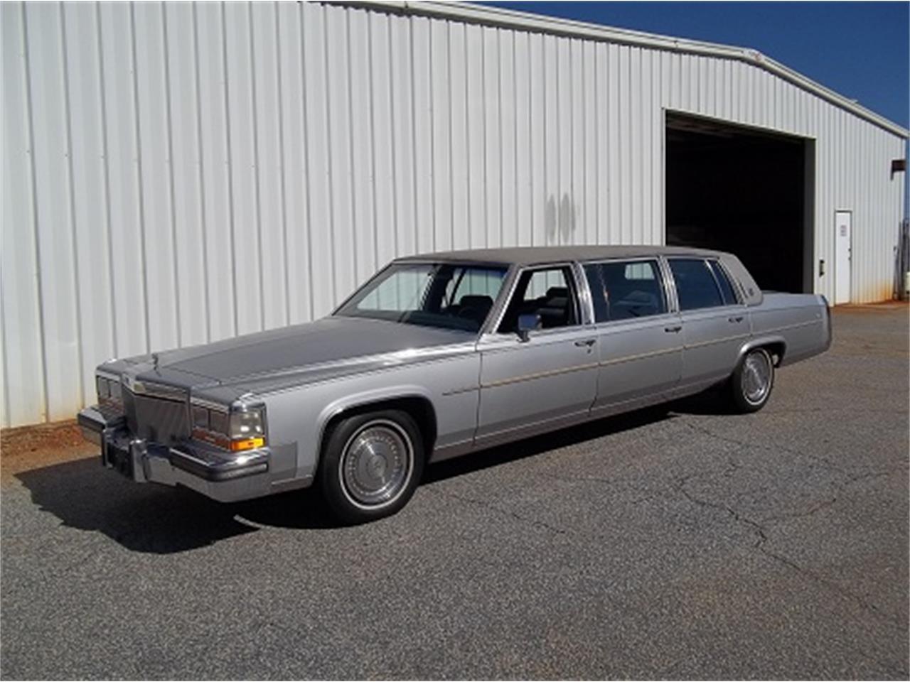 1989 Cadillac Limousine for Sale | ClassicCars.com | CC-972439