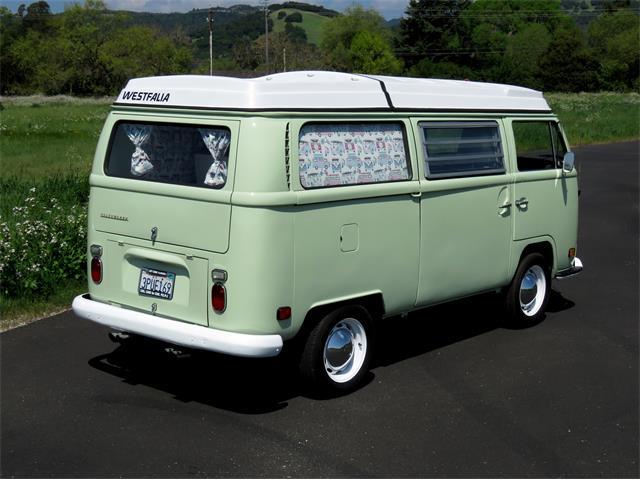 1969 Volkswagen Westfalia Camper (CC-972960) for sale in Sonoma, California