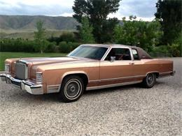 1978 Lincoln Continental (CC-970349) for sale in Arlington, Texas
