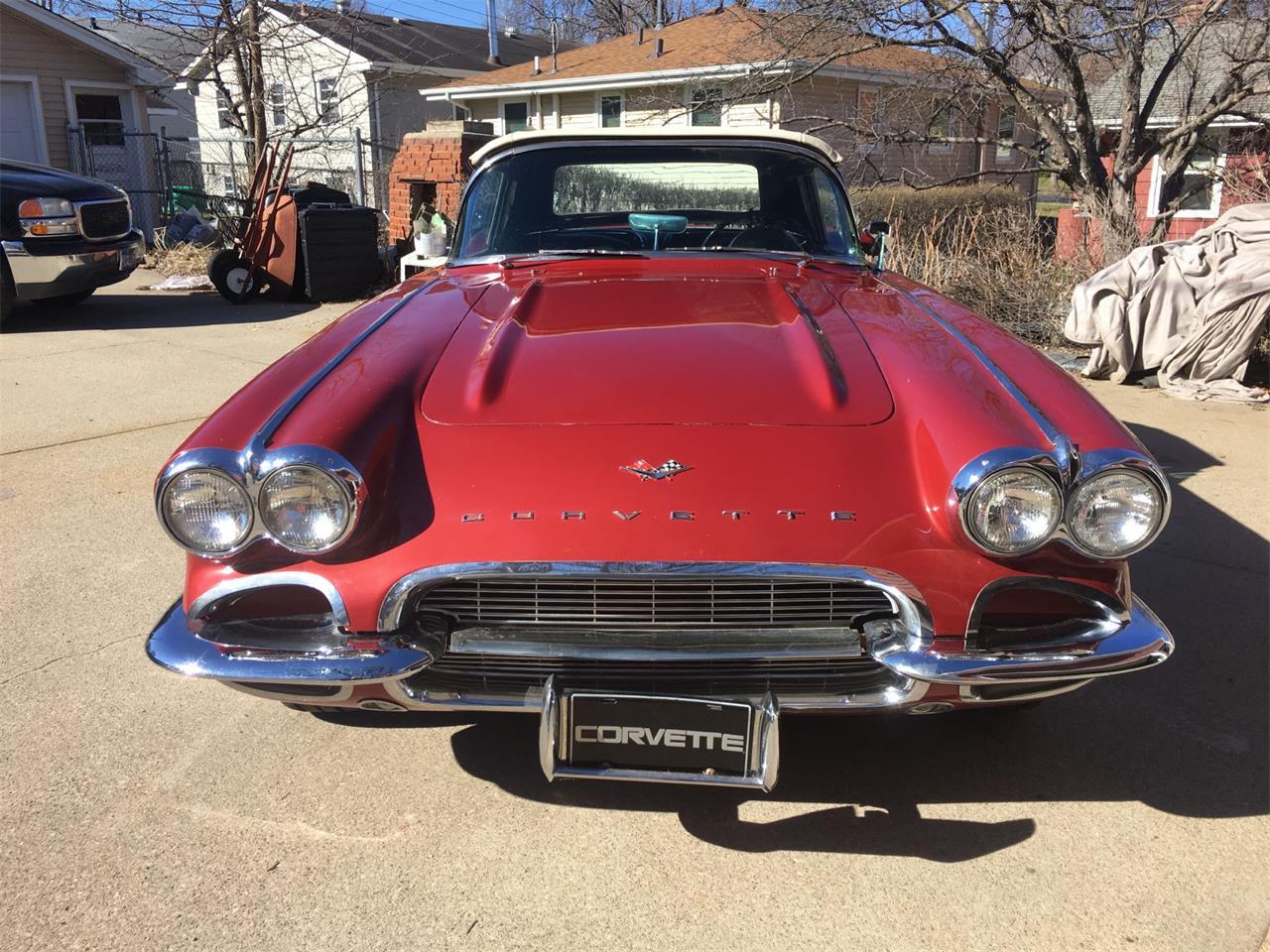 1961 Chevrolet Corvette (CC-973626) for sale in Annandale, Minnesota