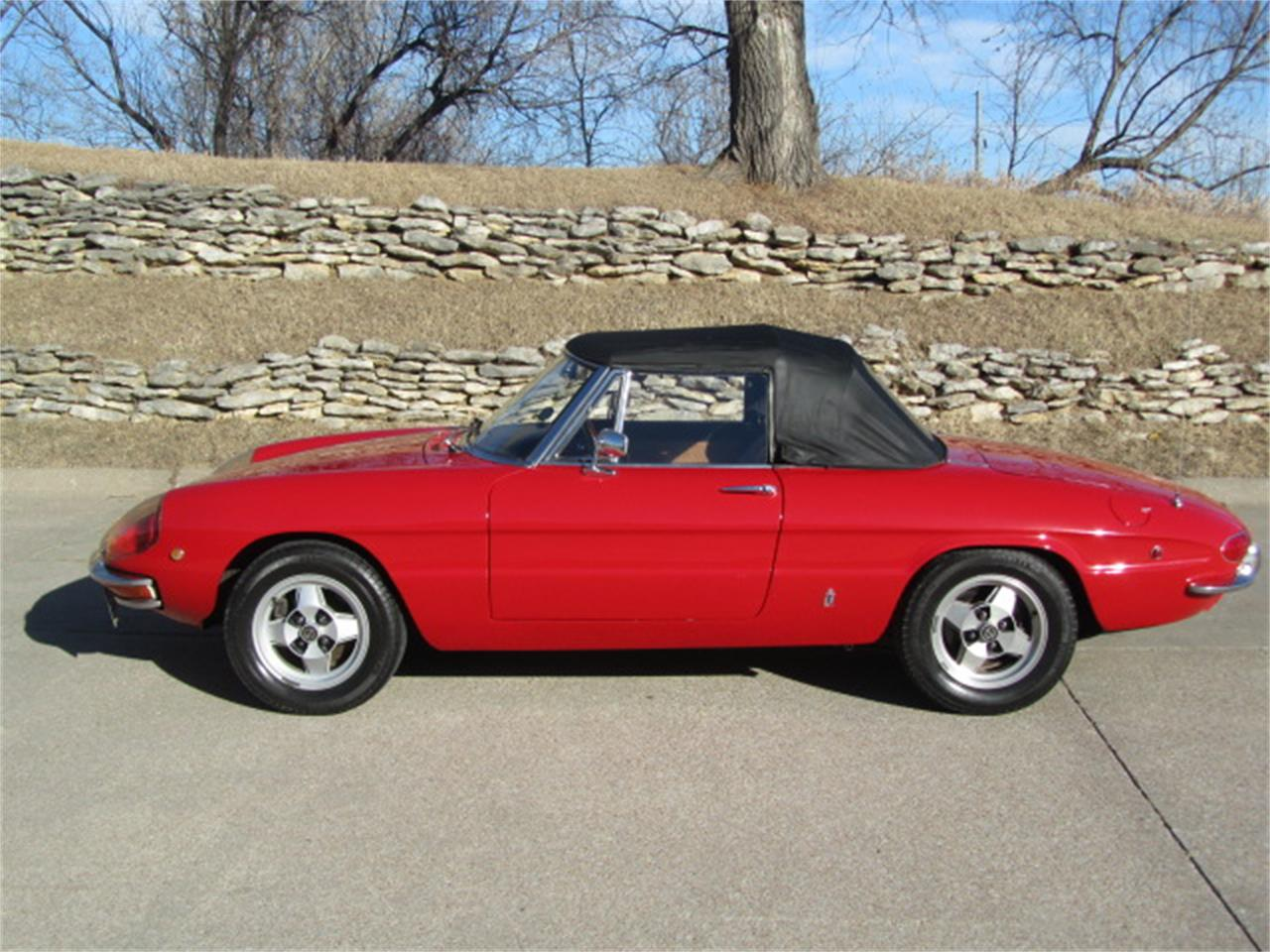1969 Alfa Romeo Duetto (CC-974049) for sale in Omaha, Nebraska