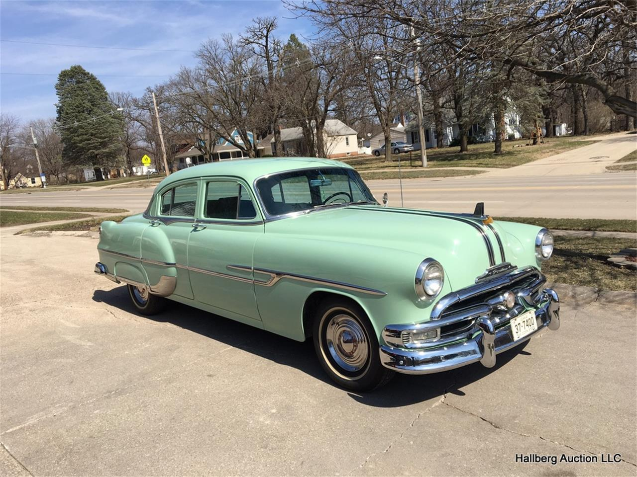 1953 Pontiac Chieftain For Sale Classiccars Com Cc 974122