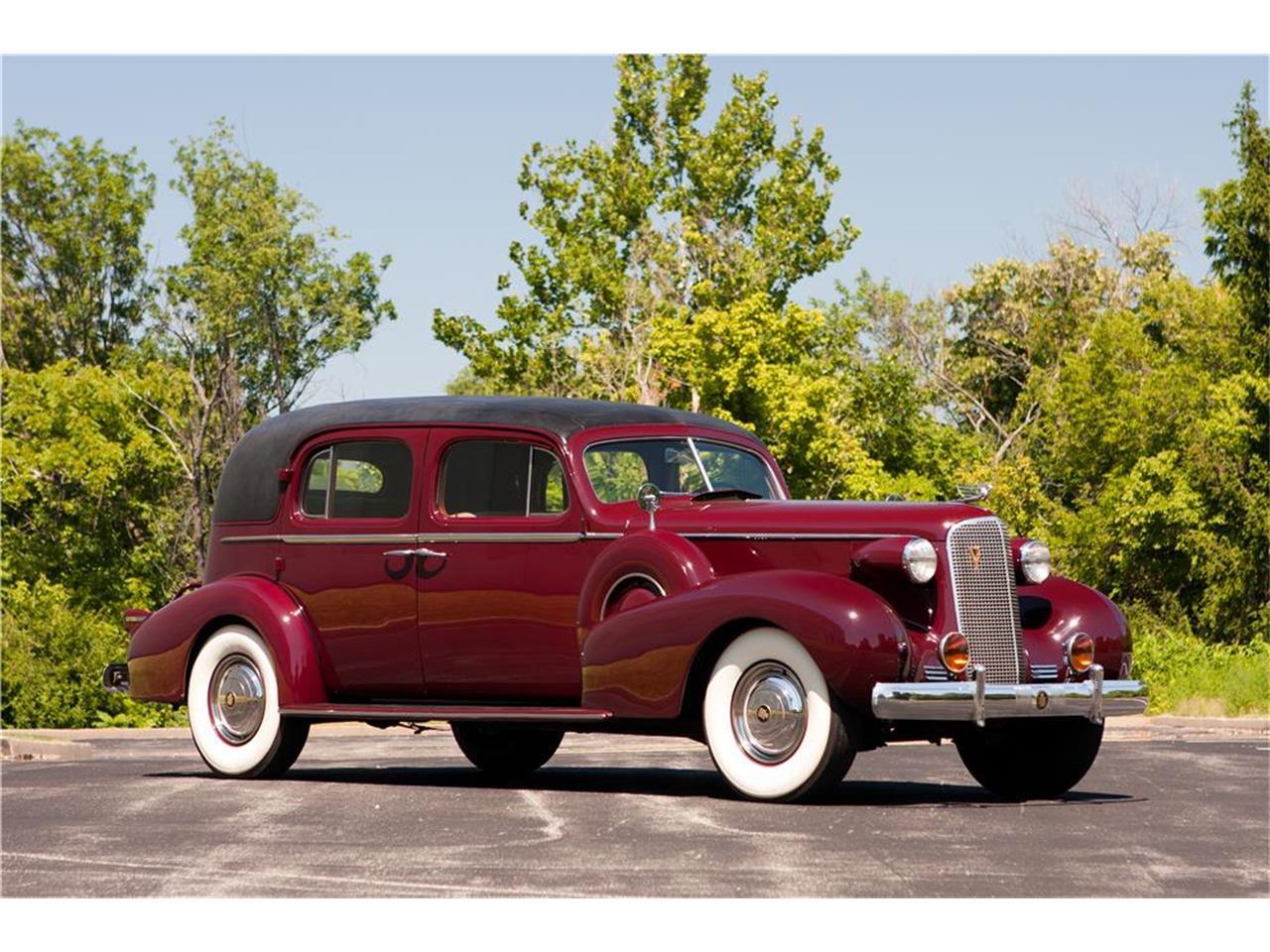 1937 Cadillac Fleetwood for Sale | ClassicCars.com | CC-974785