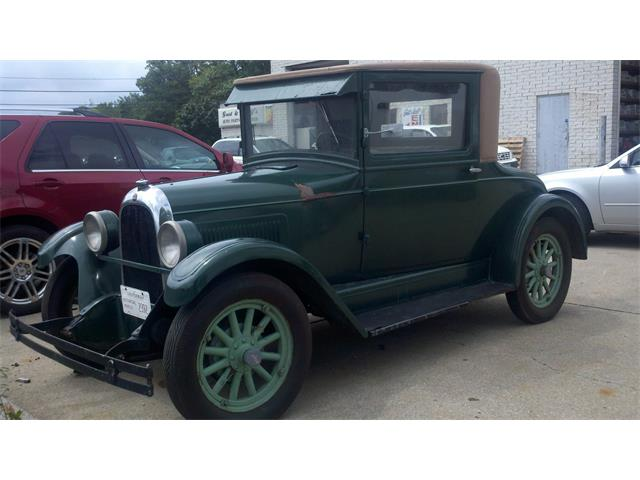 1928 Whippet Coupe (CC-975531) for sale in Shaker heights, Ohio
