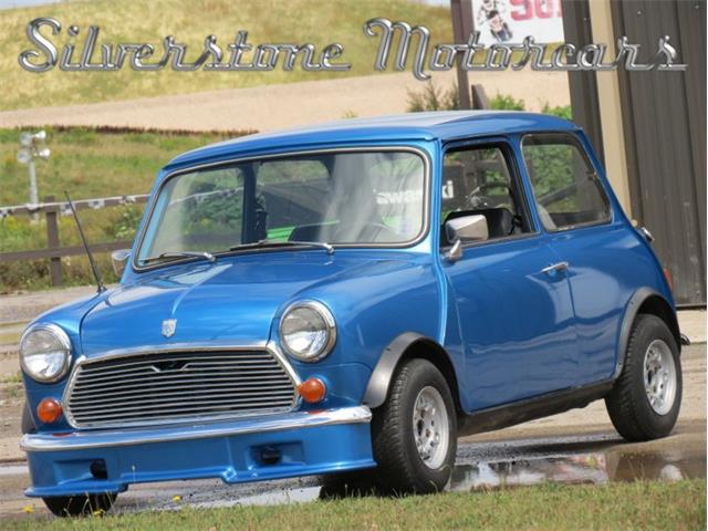 1977 Austin Mini Cooper (CC-975805) for sale in North Andover, Massachusetts