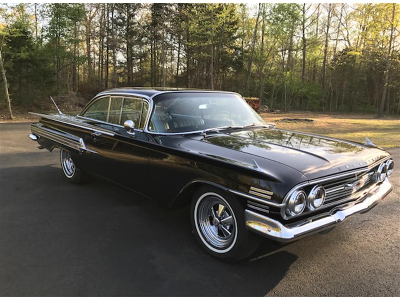Kekurangan Chevrolet Impala 1960 Spesifikasi