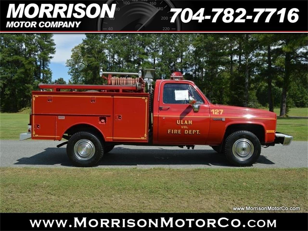 1986 GMC K2500 Sierra (CC-975962) for sale in Concord, North Carolina