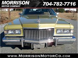 1975 Cadillac Calais (CC-975964) for sale in Concord, North Carolina