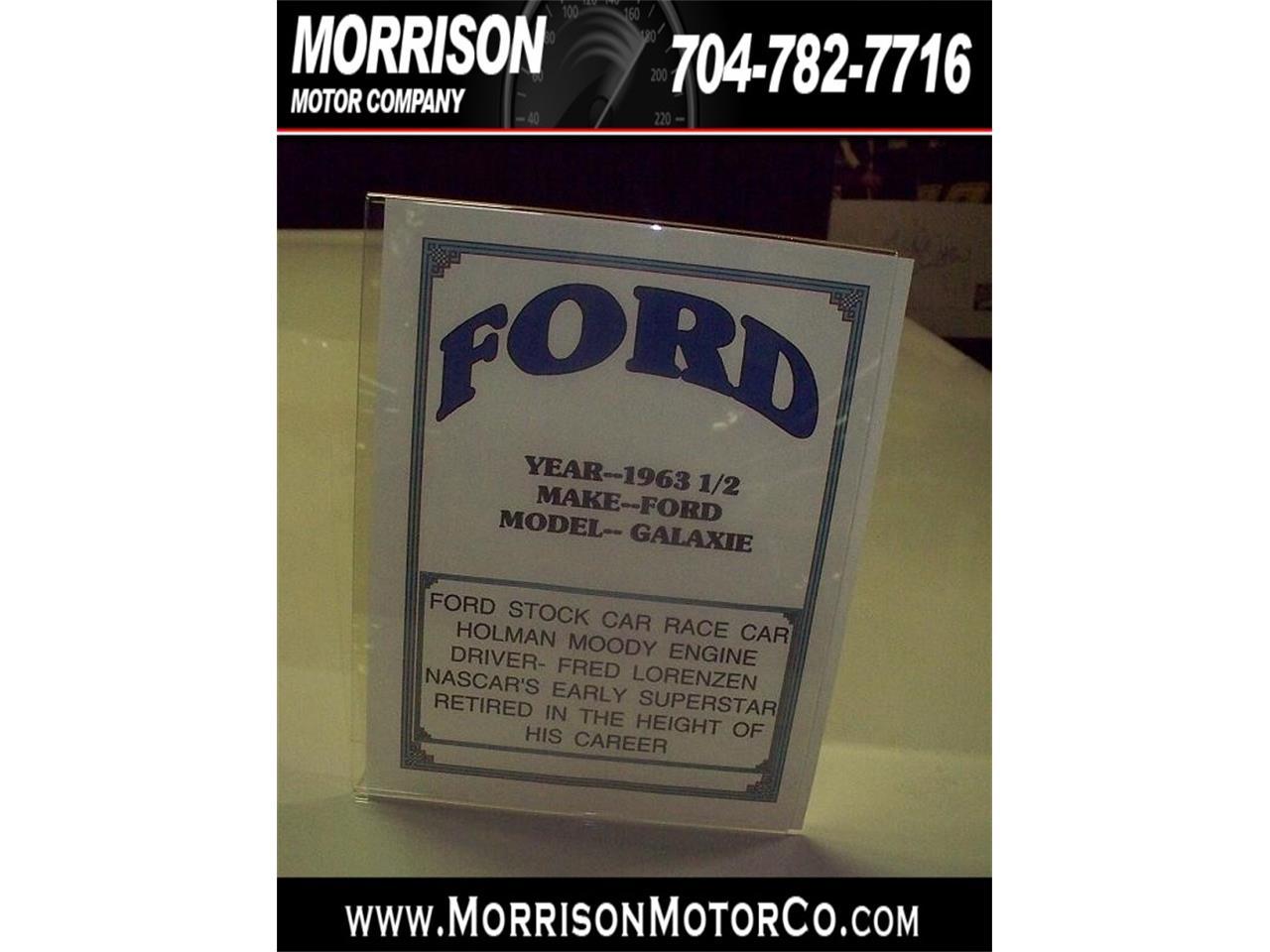1963 Ford Galaxie (CC-975975) for sale in Concord, North Carolina