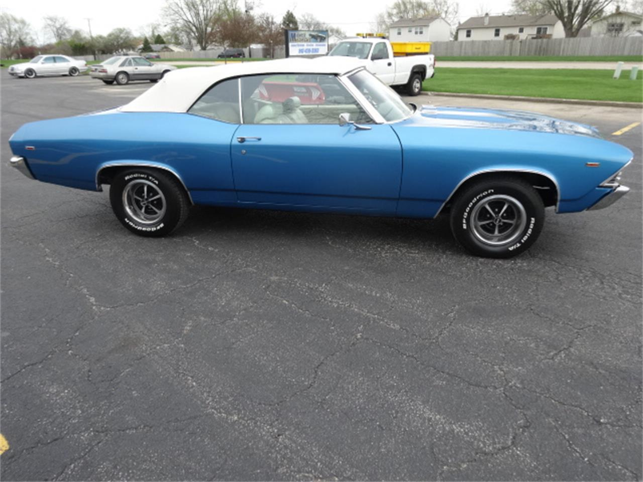 1969 Chevrolet Chevelle (CC-975982) for sale in lake zurich, Illinois