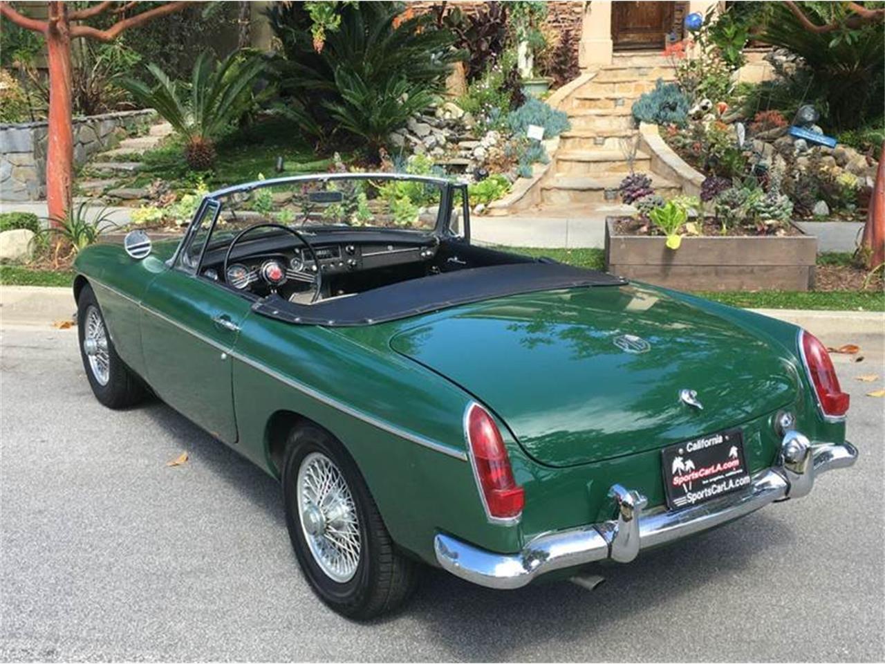 1967 Mg Mgb For Sale Classiccars Com Cc 976779
