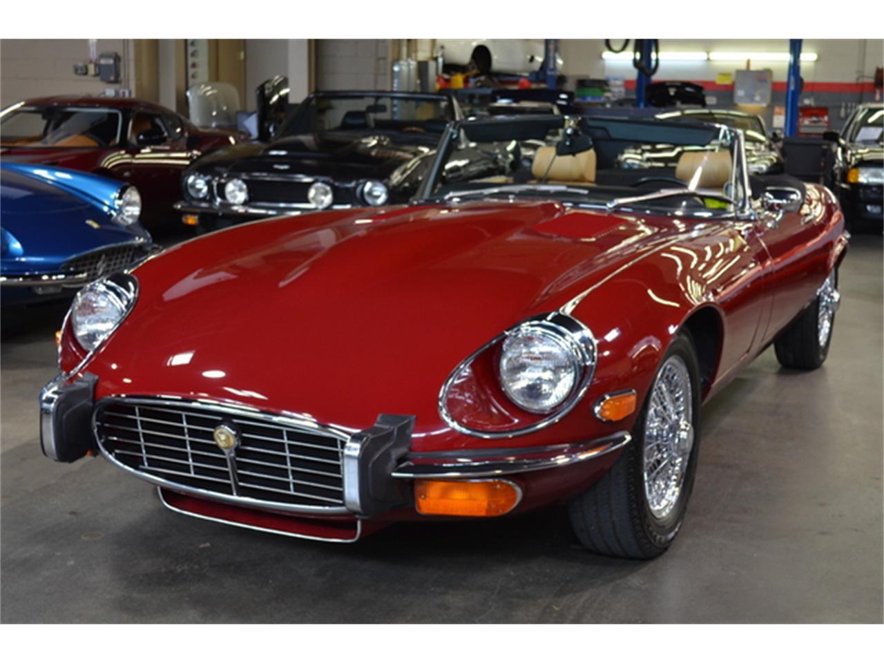 1973 Jaguar E-Type for Sale | ClassicCars.com | CC-976997
