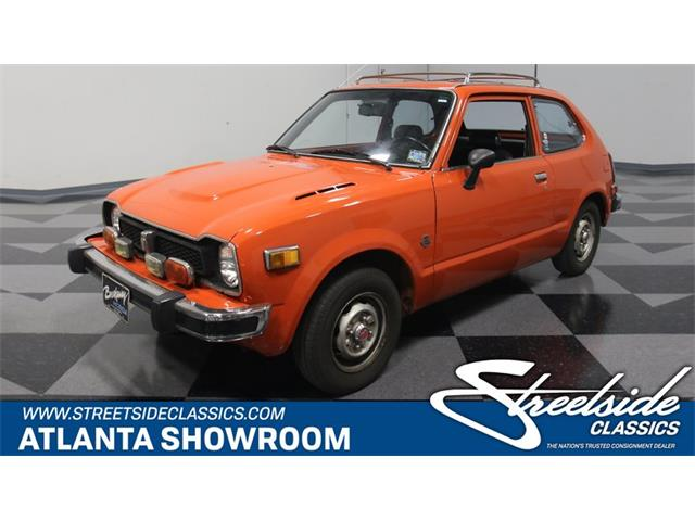1976 Honda Civic (CC-977241) for sale in Lithia Springs, Georgia