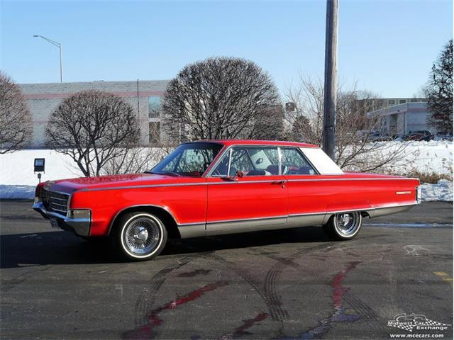 1965 Chrysler New Yorker (CC-977341) for sale in Alsip, Illinois