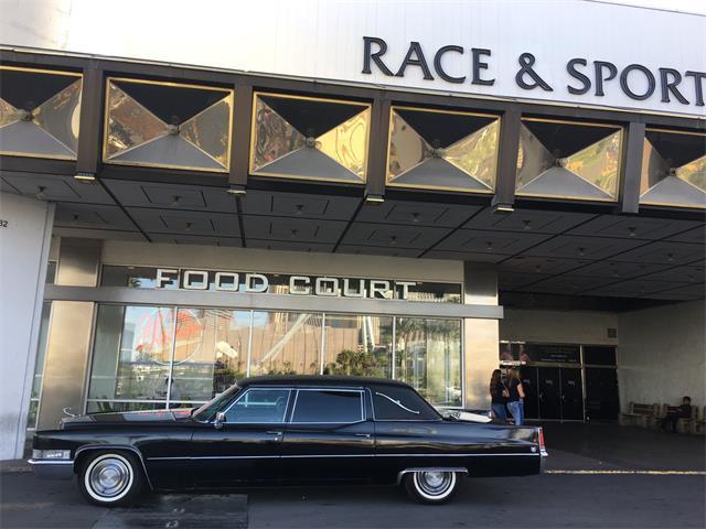 1969 Cadillac Fleetwood Limousine (CC-977431) for sale in Dallas, Texas
