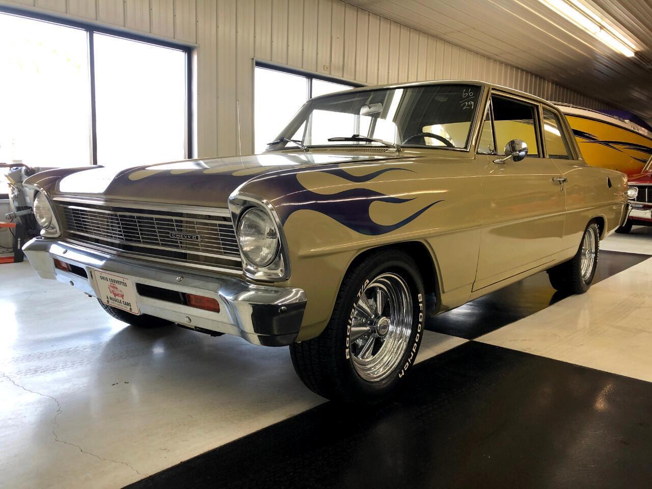 1966 Chevrolet Chevy II Nova (CC-978221) for sale in North Canton, Ohio