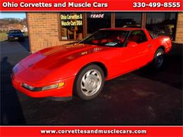 1995 Chevrolet Corvette (CC-978223) for sale in North Canton, Ohio
