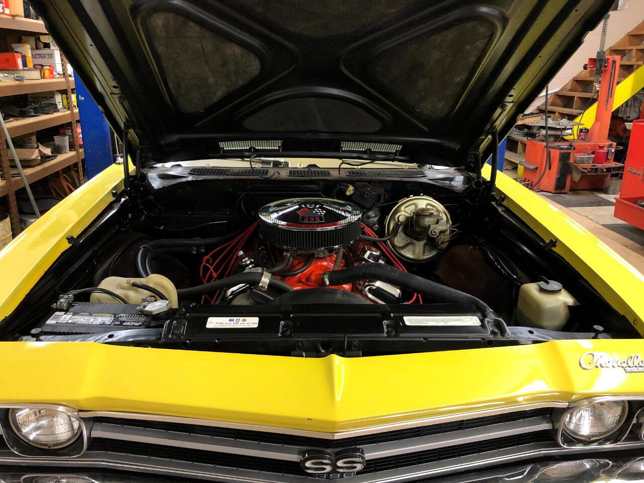 1969 Chevrolet Chevelle (CC-978229) for sale in North Canton, Ohio