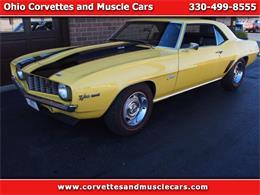 1969 Chevrolet Camaro (CC-978248) for sale in North Canton, Ohio