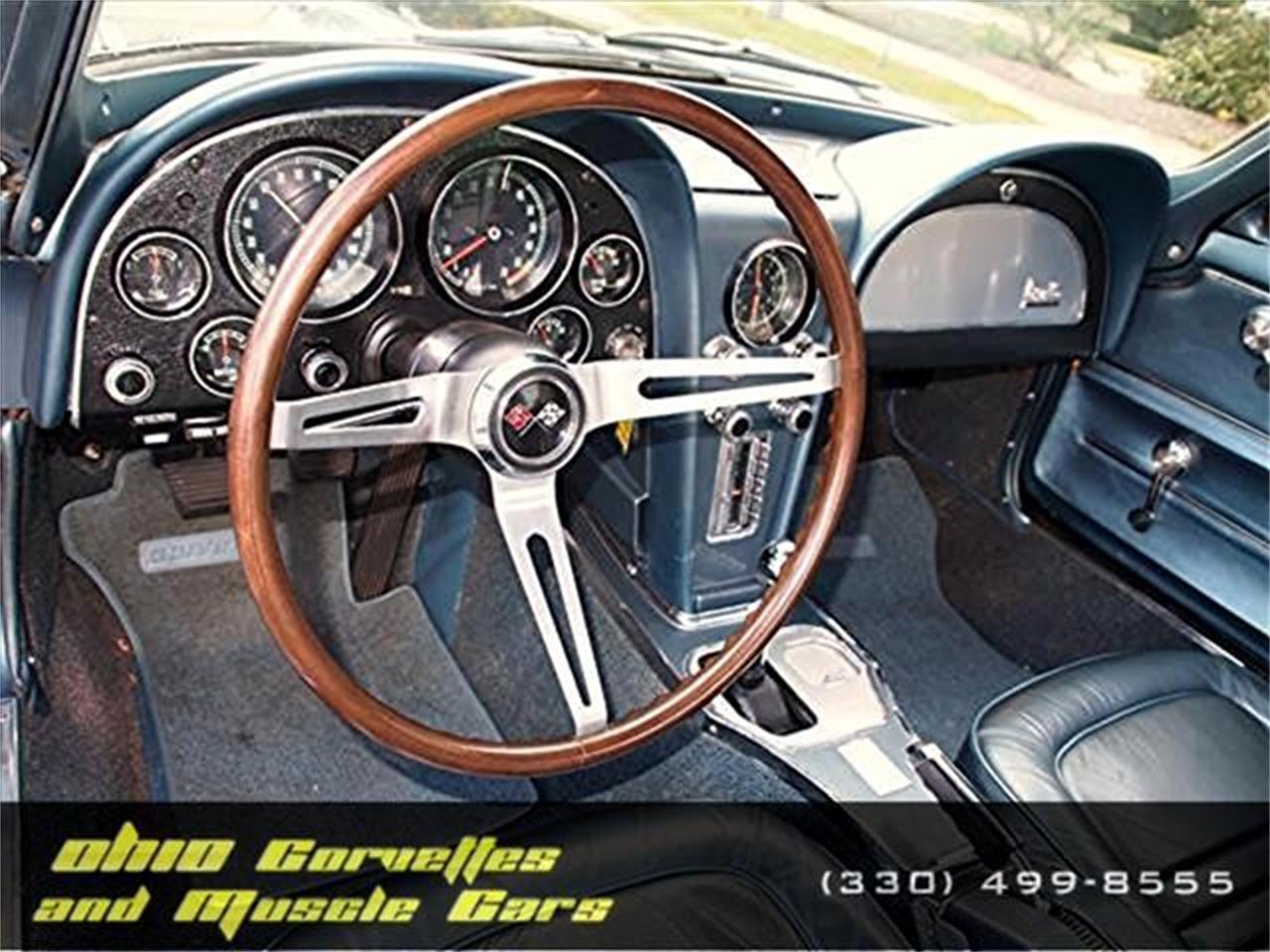 1967 Chevrolet Corvette (CC-978272) for sale in North Canton, Ohio