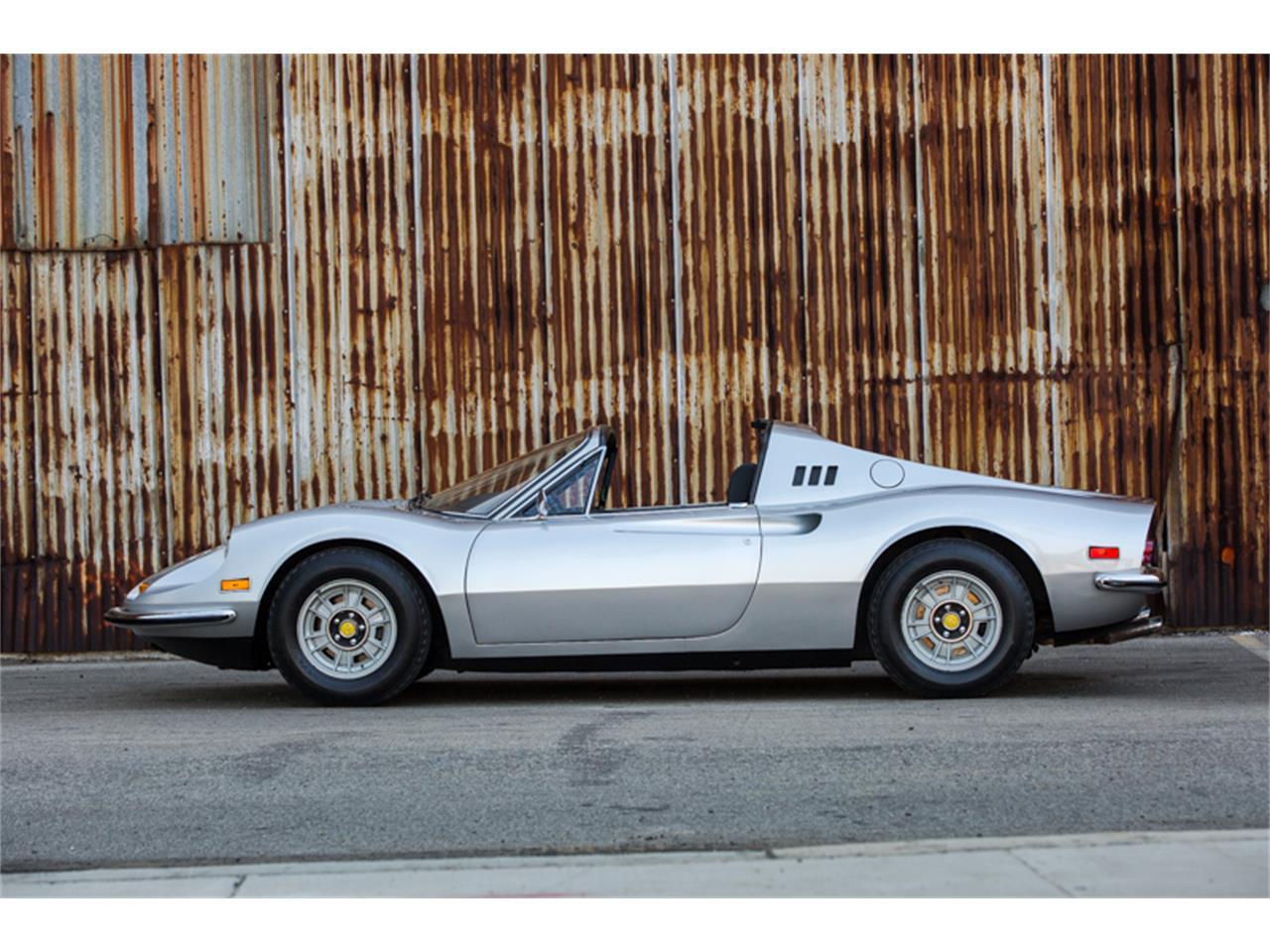 For Sale 1972 Ferrari 246 Gts Dino In Philadelphia Pa