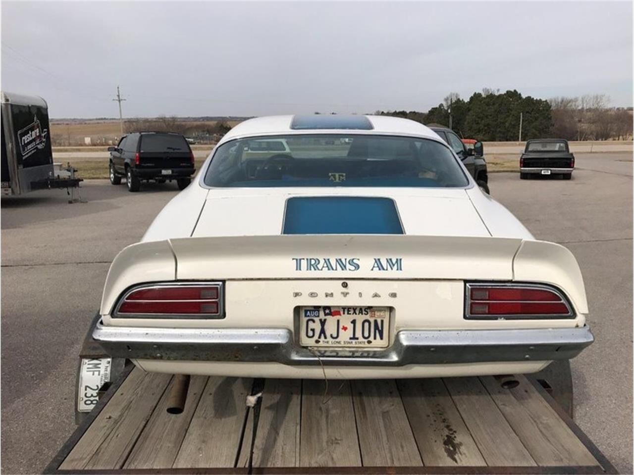 1970 Pontiac Firebird Trans Am (CC-978539) for sale in Lincoln, Nebraska
