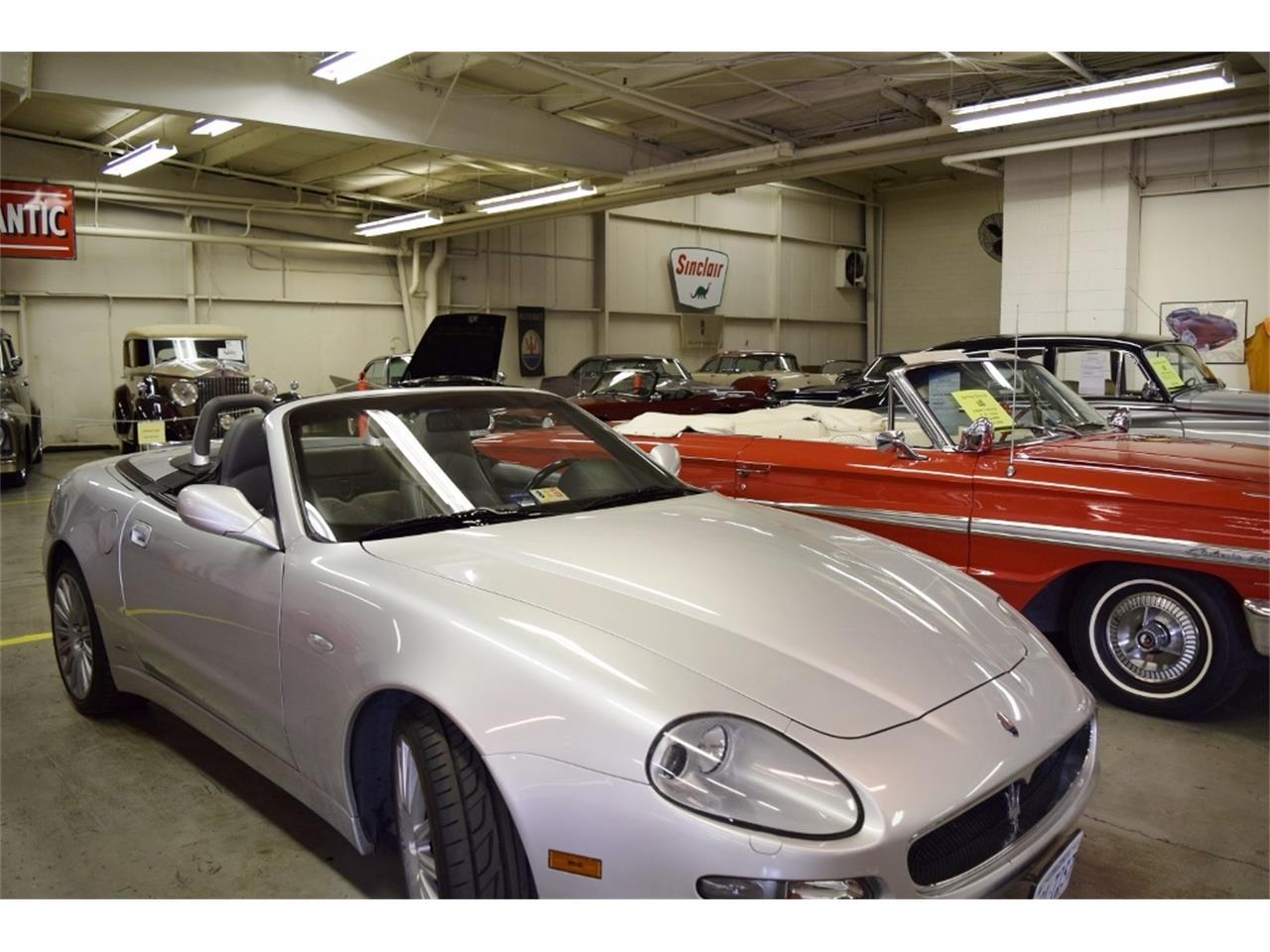 2002 Maserati Spyder for Sale   ClassicCars.com   CC-979038