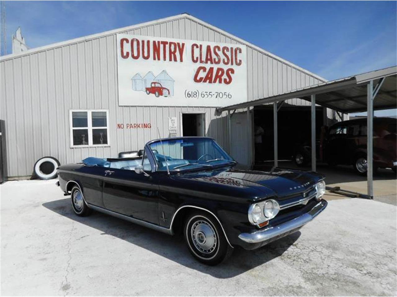 1964 Chevrolet Corvair (CC-979384) for sale in Staunton, Illinois