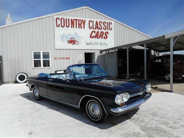 1964 Chevrolet Corvair (CC-979384) for sale in Staunton, Illinois