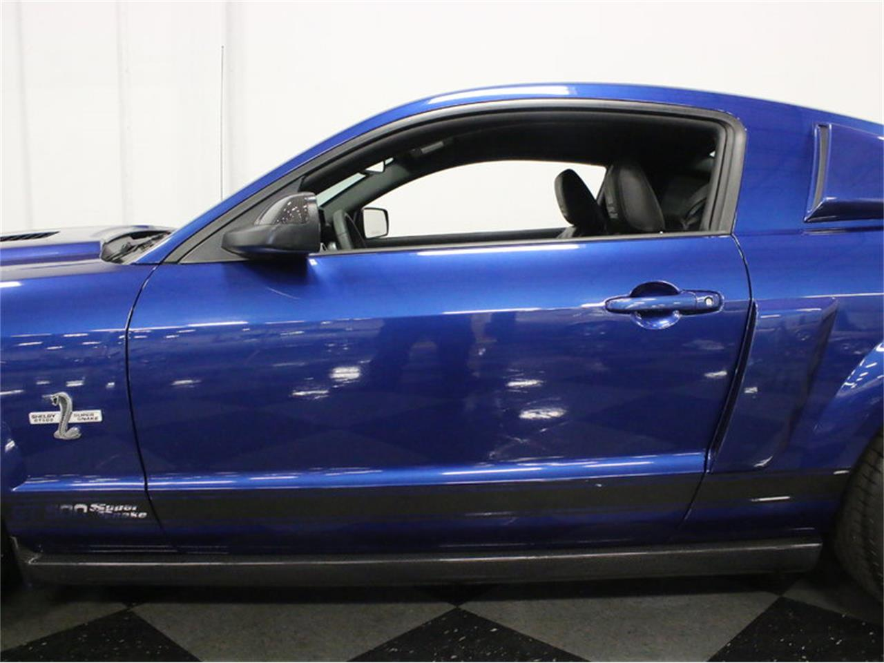 2008 Ford Mustang Shelby GT500 Super Snake (CC-979639) for sale in Ft Worth, Texas