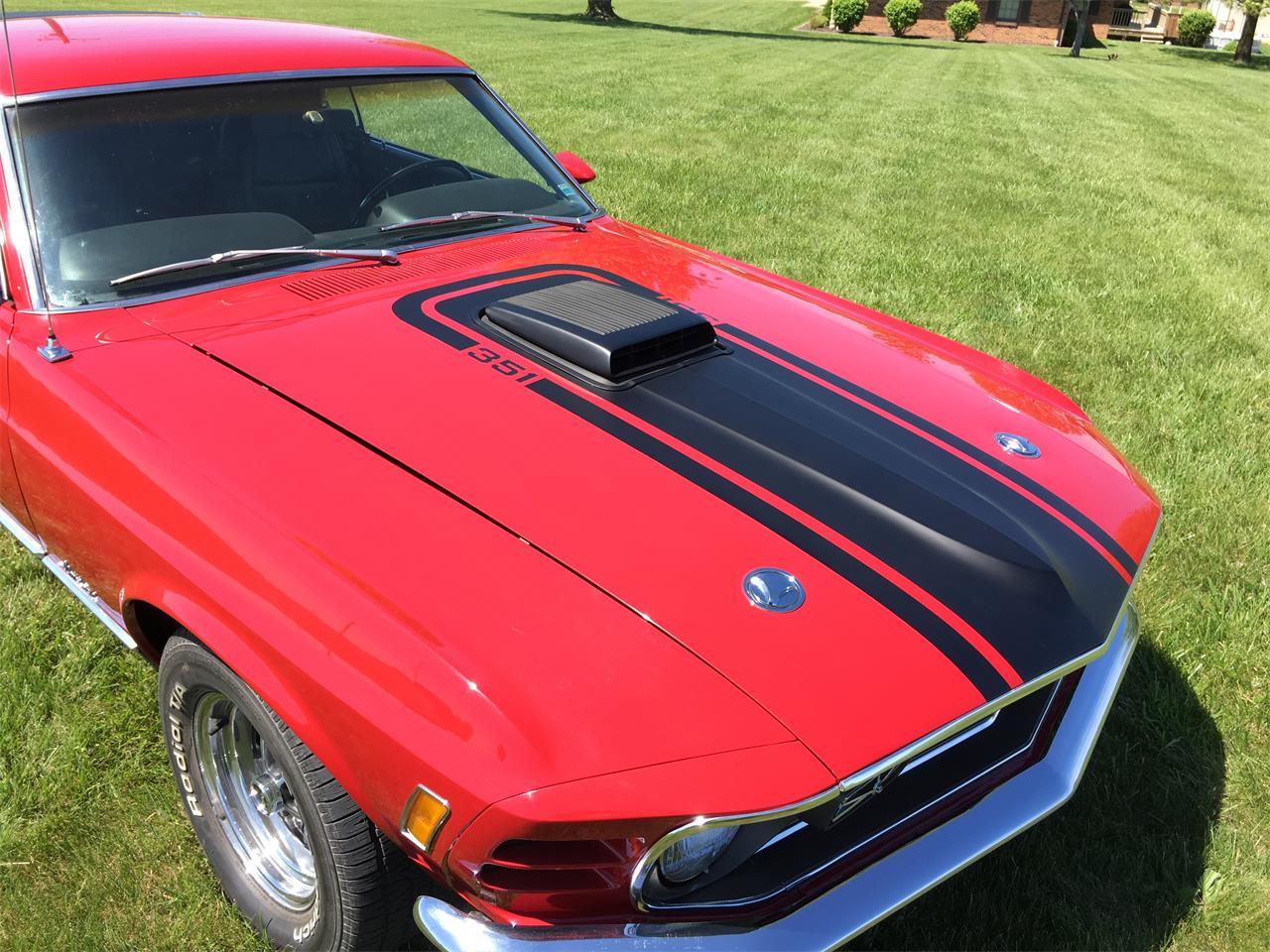 1970 Ford Mustang Mach 1 (CC-979697) for sale in Jefferson City , Missouri