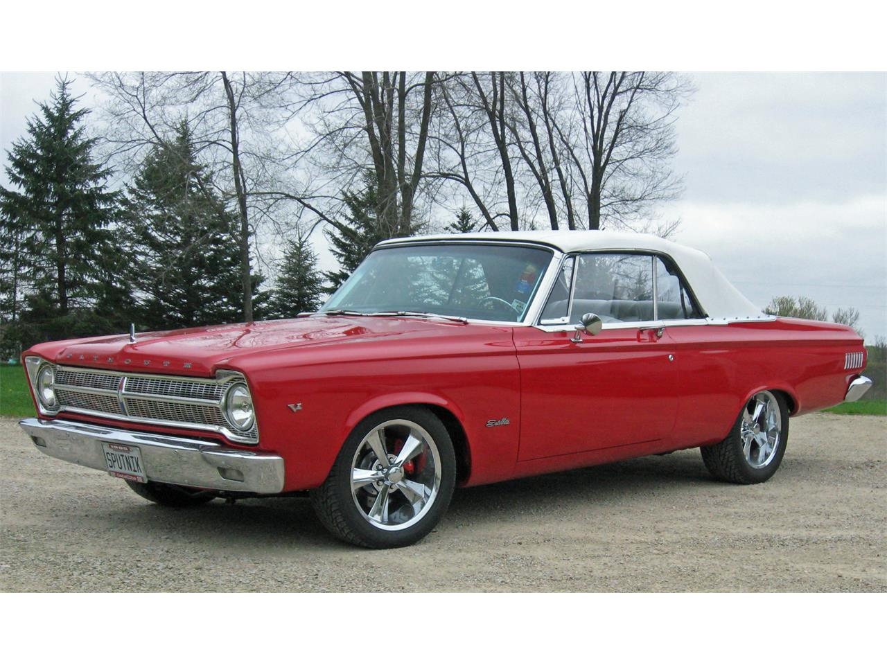 1965 plymouth satellite for sale classiccars com cc 979758 1965 plymouth satellite for sale