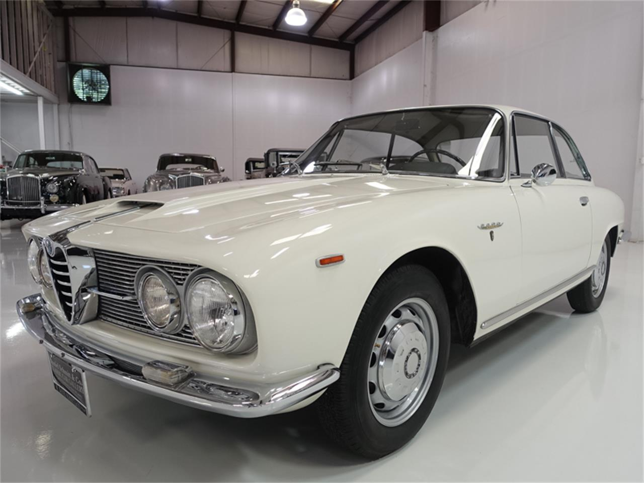 1963 Alfa Romeo 2600 (CC-981069) for sale in St. Louis, Missouri