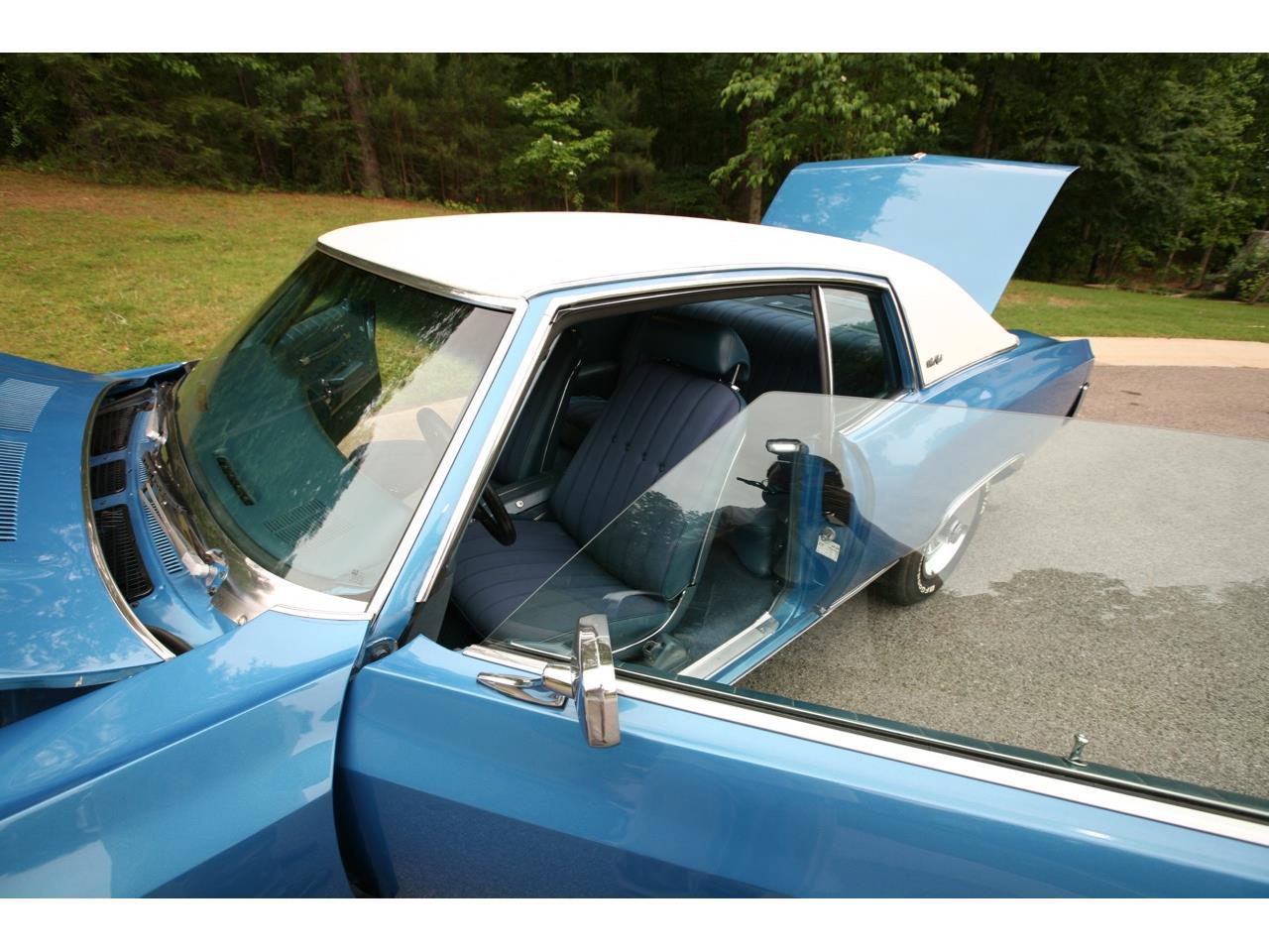 1971 Chevrolet Monte Carlo (CC-981089) for sale in Birmingham, Alabama