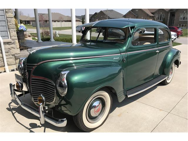 1941 Plymouth Special Deluxe (CC-981095) for sale in Kingsville, Ontario