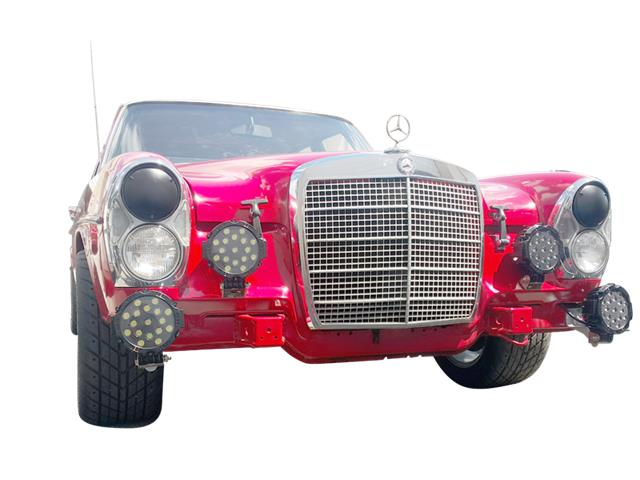 1969 Mercedes-Benz 280S (CC-981310) for sale in FORT LAUDERDALE, Florida